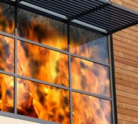 Противопожарные окна в Москве