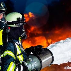 установоки пенного пожаротушения