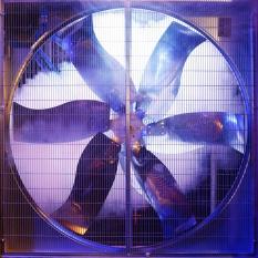 Аэродинамические расчеты противодымной вентиляции