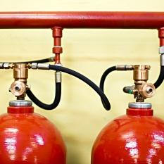 газового пожаротушение в Москве