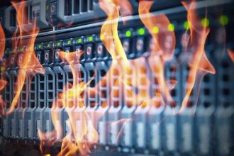 Расчет пожарной опасности для серверных