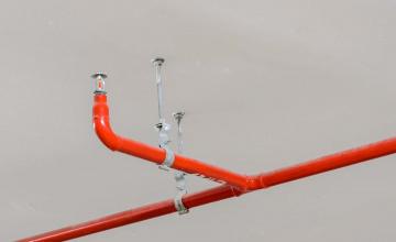 обслуживание и ремонт спринклерной системы