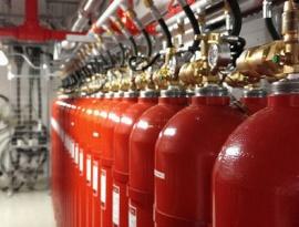 Заправка модулей газами