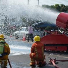автоматическое порошковое пожаротушение