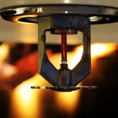 спринклерная система пожаротушения