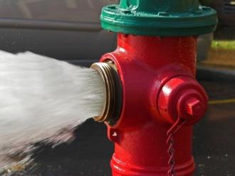 надземный пожарный гидрант