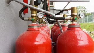 Пожарная безопасность АЗС